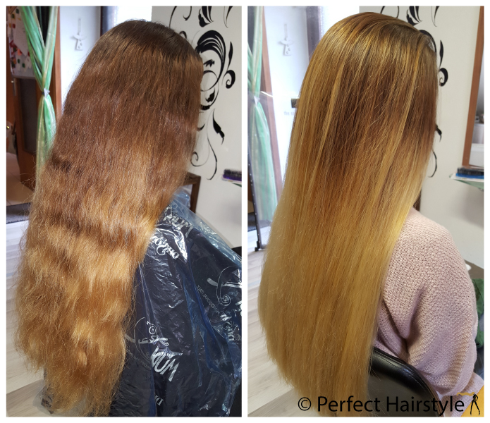 gallerie Gallerie 3 Olaplex Perfect Hairstyle