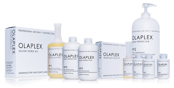 OLAPLEX Perfect Hairstyle Perfect Hairstyle sagt DANKE! Über 400 Likes complete set w app 800x600