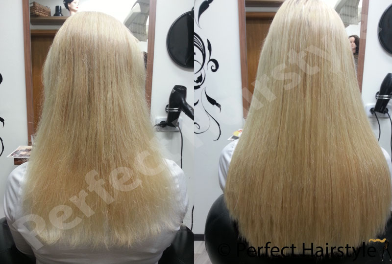 Great Lengths Great Lengths Great Lengths Hair-Extensions 78 Haarverlaengerungen Perfect Hairstyle