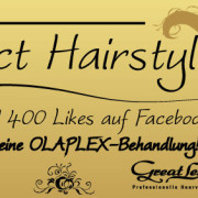 Perfect Hairstyle Perfect Hairstyle sagt DANKE! Über 400 Likes Perfect Hairstyle sagt Danke Olaplex Verlosung 1 180x180