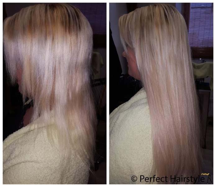 106-Haarverlaengerungen-Perfect-Hairstyle Greatlengths Extensions Greatlengths Extensions mit Perfect Hairstyle 106 Haarverlaengerungen Perfect Hairstyle