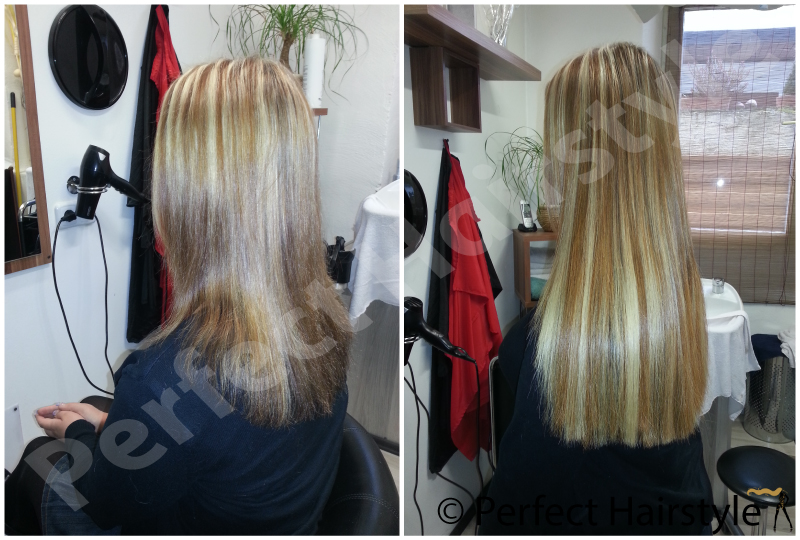 88-Haarverlaengerungen-Perfect-Hairstyle Perfect Hairstyle Perfect Hairstyle mit Great Lengths Extensions 88 Haarverlaengerungen Perfect Hairstyle