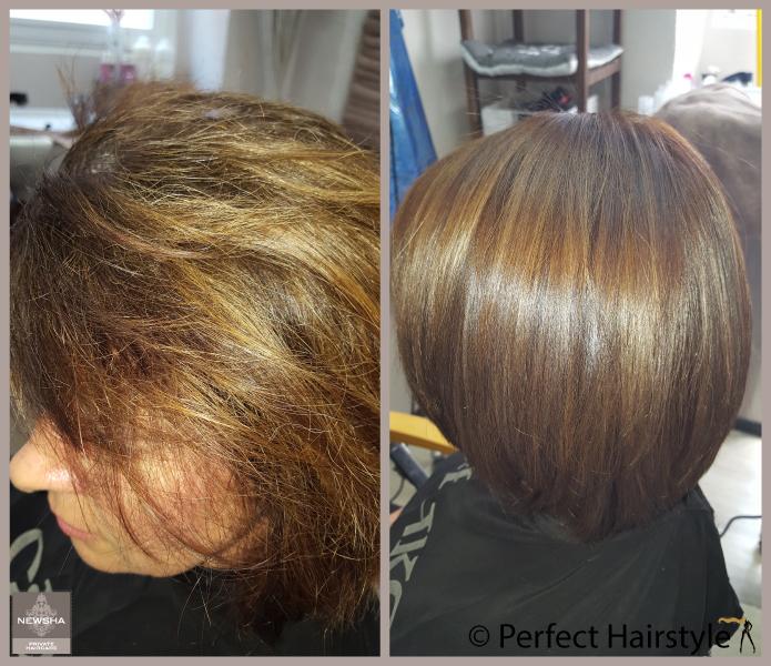 gallerie Gallerie Perfect Hairstyle mit Newsha 08