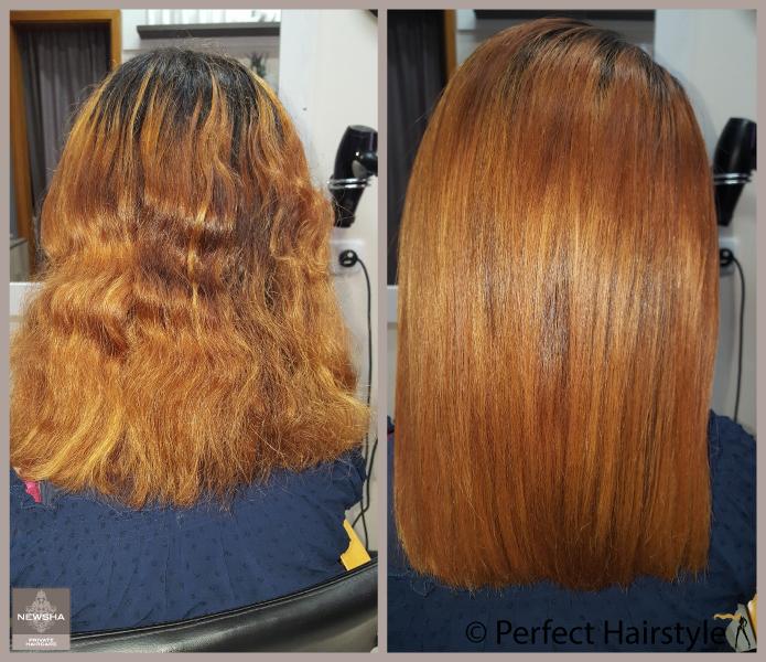 gallerie Gallerie Perfect Hairstyle mit Newsha 11