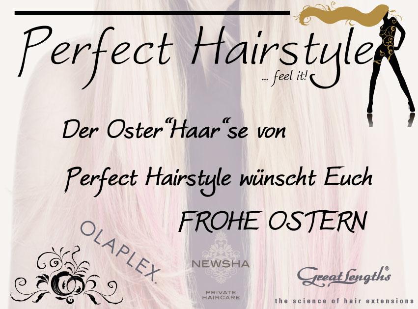 """Der Oster""""Haar""""se von Perfect Hairstyle wünscht Euch Frohe Ostern 2017  04 Ostern2017 Perfect Hairstyle"""