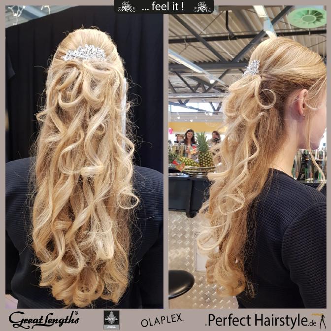 Hochzeitsmesse im Globus Koblenz Globus Hochzeitsmesse Perfect Hairstyle 01