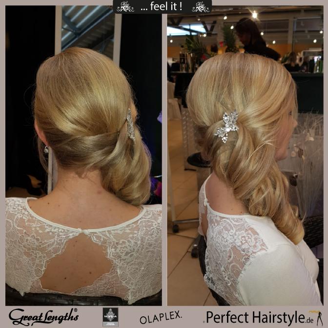 Hochzeitsmesse im Globus Koblenz Globus Hochzeitsmesse Perfect Hairstyle 03