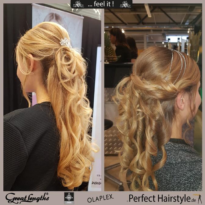 Hochzeitsmesse im Globus Koblenz Globus Hochzeitsmesse Perfect Hairstyle 05