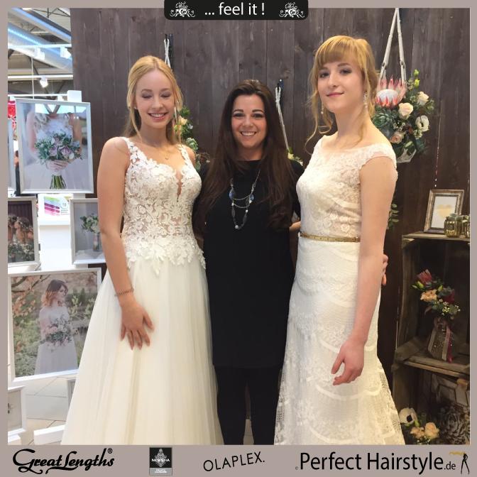 Hochzeitsmesse im Globus Koblenz Globus Hochzeitsmesse Perfect Hairstyle 08